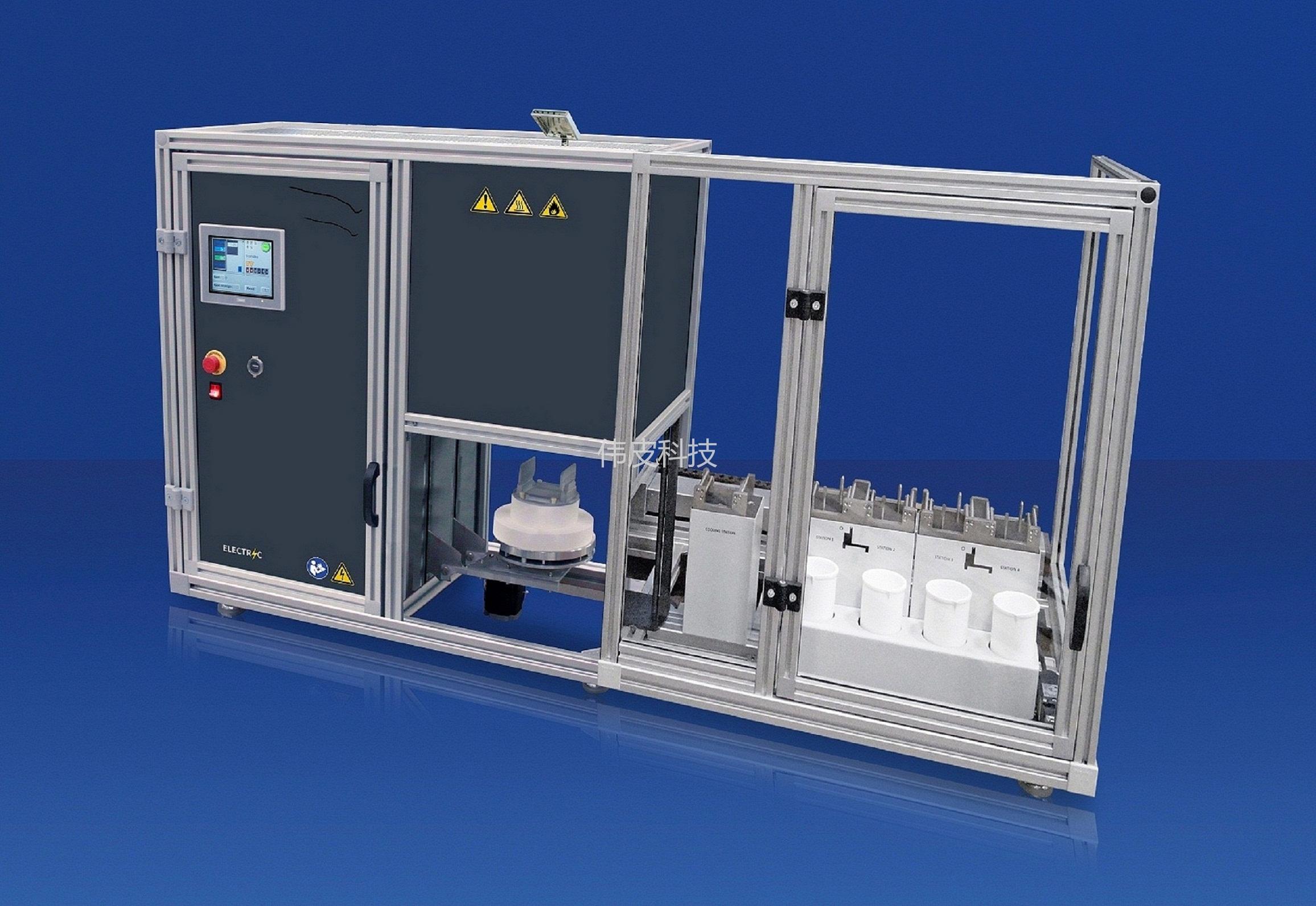 FLUXANA 电加热自动熔样机